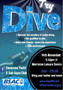 try dive 2018